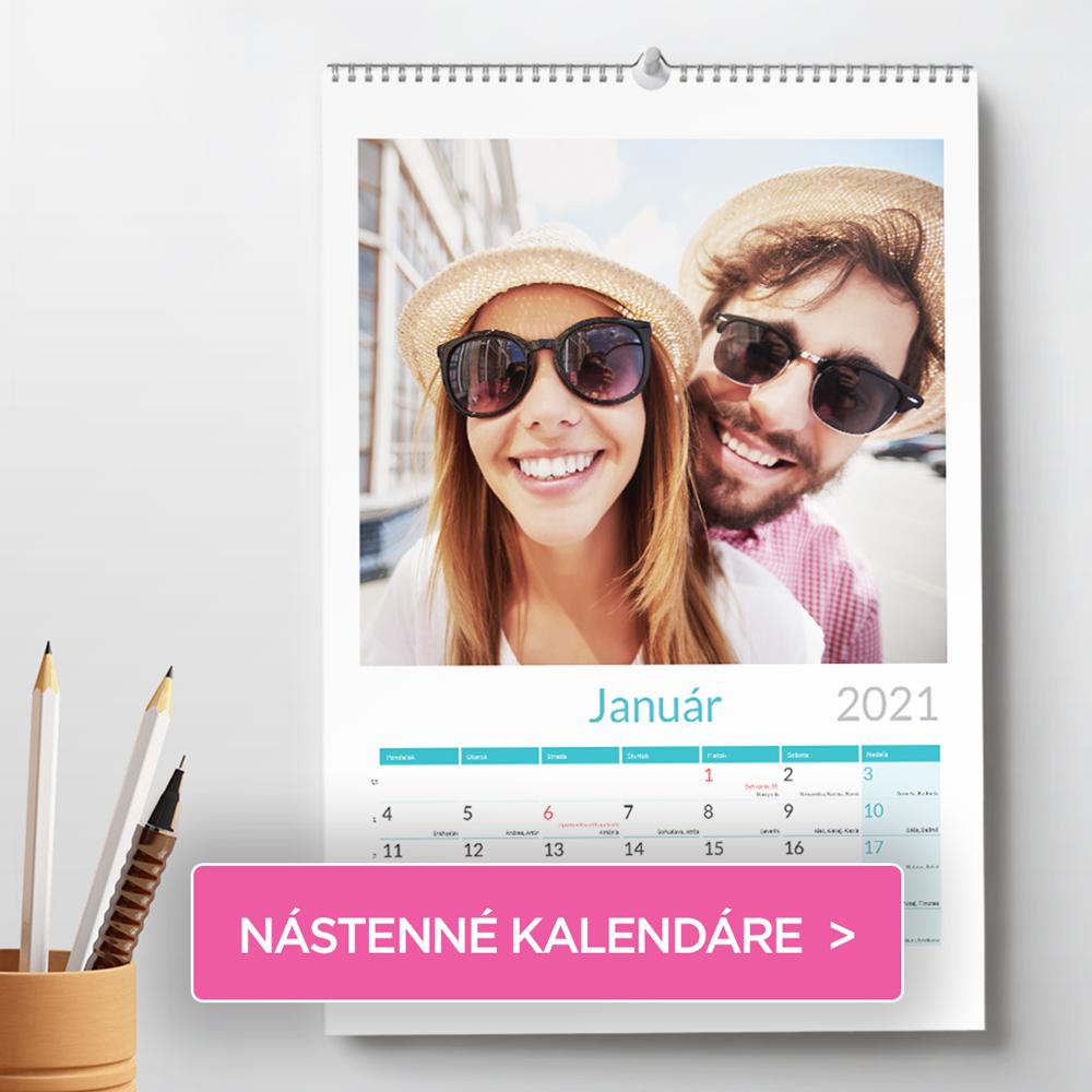 Nástenný kalendár
