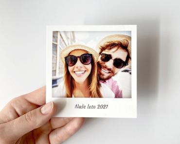 Polaroid 10x10 cm