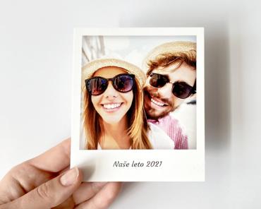 Polaroid 10x12 cm