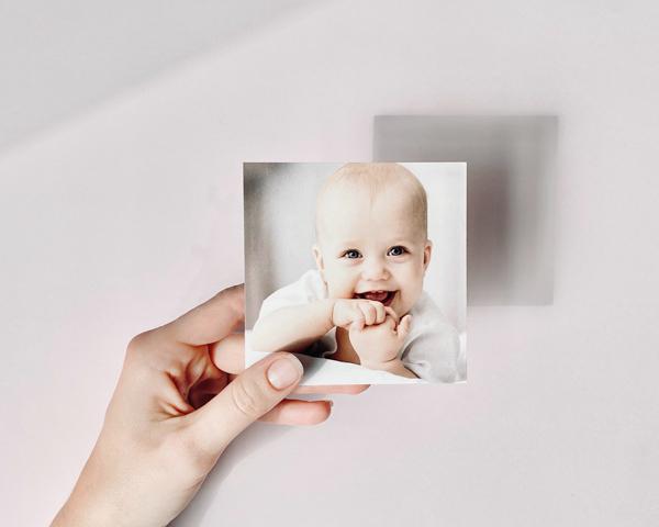 Klasické foto 10x10 cm