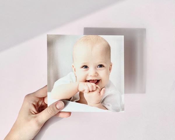 Klasické foto 15x15 cm*